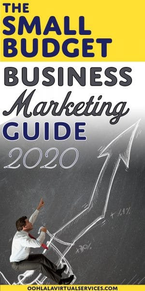 Small Budget Small Business Marketing Guide 2020