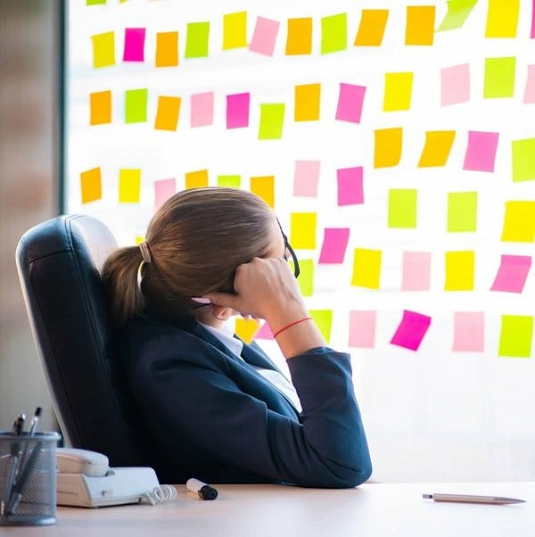 marketing manager content calendar overwhelm